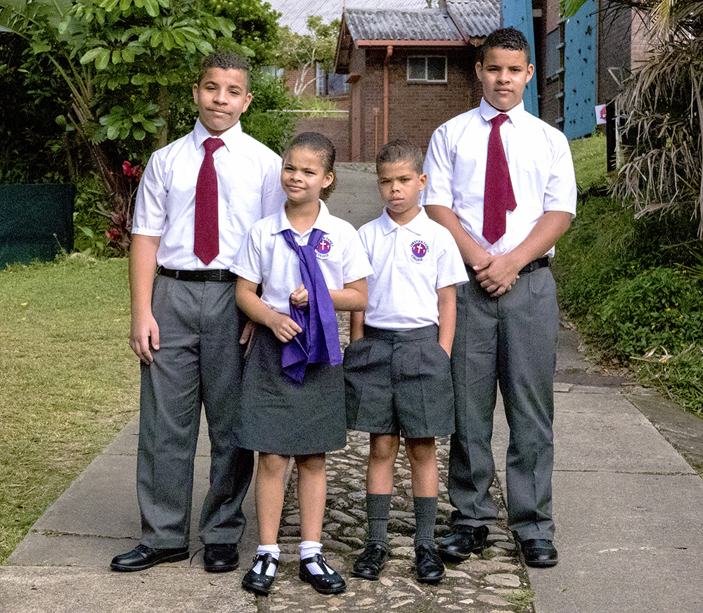 skoluniformer liten